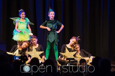 2015 Peter Pan 5th Grade Show
