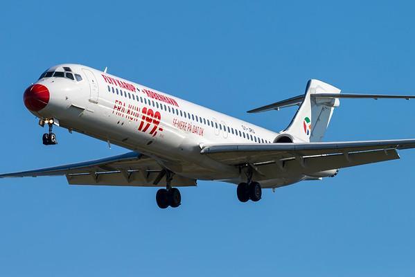 OY-JRU - McDonnell-Douglas MD-87