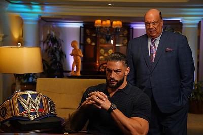 Roman Reigns - Digitals Smackdown Oct. 9, 2020
