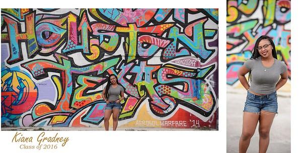 Kiana Gradney | Grad Album