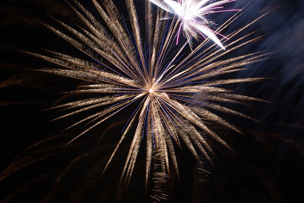 Paramus Fireworks 7-7-13