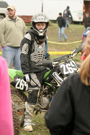 GNCC 2008 Bikes