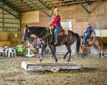 ACEQ Clinique Cowboy Extrême avec Edith Ducharme April 21.18