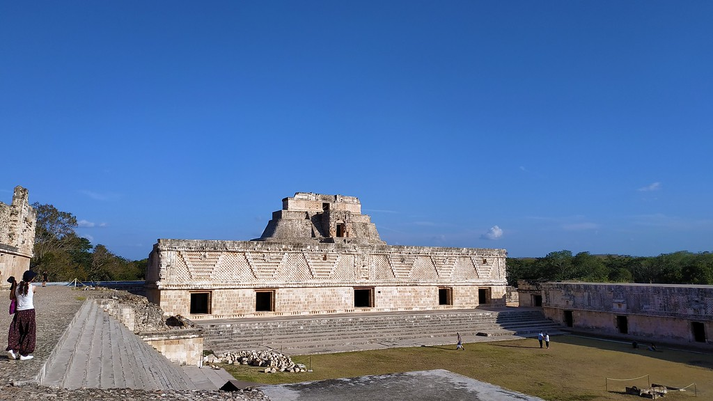 Uxmal - Best Mayan Ruins in Mexico