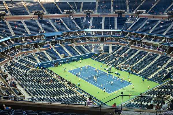 2018 US Open : Day 7