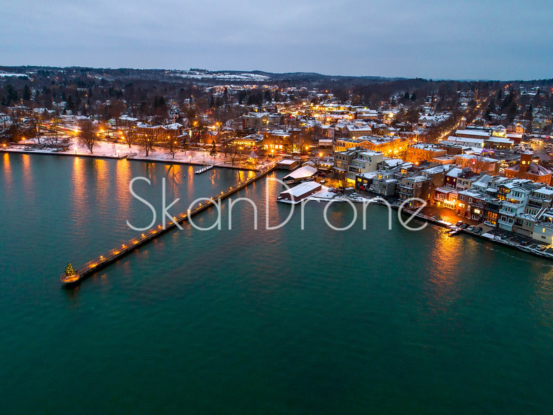 Skaneateles Winter