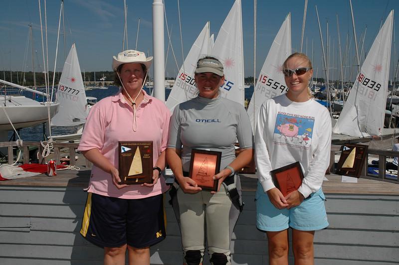 168549 Diane Burton SSA (1st Woman), 181839 Michelle Davis CGSC(2nd Woman), 153006 Kim Couranz SSA (3rd Woman)