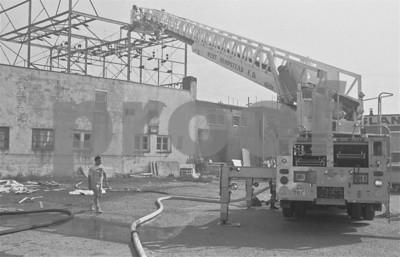 Factory Fire Hempstead Gardens Drive