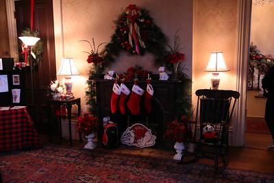Banker's House Christmas Reveal