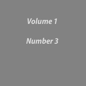 Volume 1 Number 3