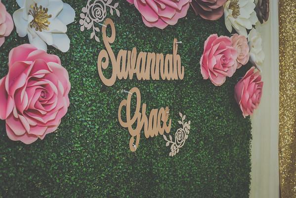Savannah Grace Baby Shower