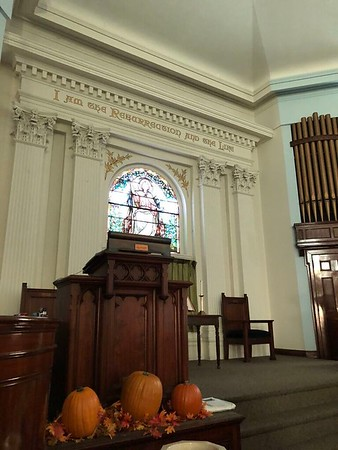 Reformed Church on Staten Island
