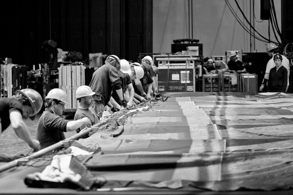 National Arts Centre: The Set-Up of a Show