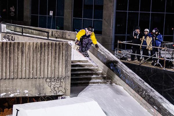 Red Bull Redirect - Snow 'n Ski Jamboree - 12 février 2016