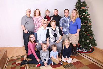 Green Family {December 2018}