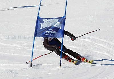 Section V Giant Slalom Championships (First Run)