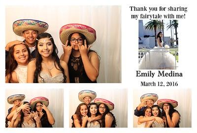Emily's Quinceañera PhotoBooth