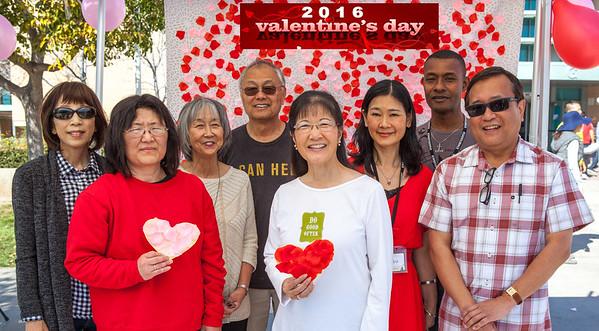 Sunday 02/14/16 Valentine's Day - Photo Booth