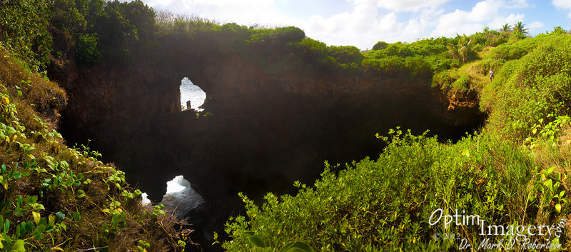 """DECEMBER 15, 2012:  SAIPAN """"SECOND GROTTO"""" (NORTH OF OLD MAN BY THE SEA)"""