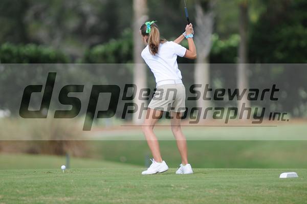 Holy Trinity Girls Golf