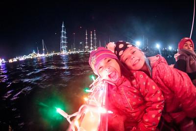 2017 Boat Light Parade