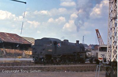 80077-80098 Built 1954 Brighton
