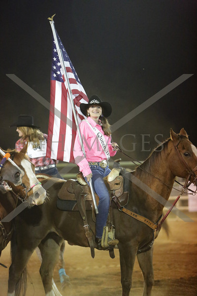 Rodeo Finals Saturday Night 2012