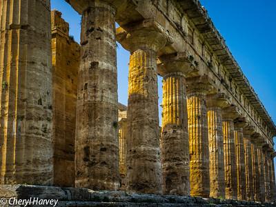 The Paestum Ruins