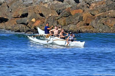 Rocky McKinnon's Outrigger @ Seal Beach 5/20/17