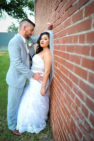 Sylvia & David Wedding