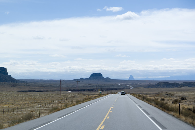 Between Cortez, Co & Shiprock, NM