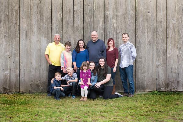 Bree + Family