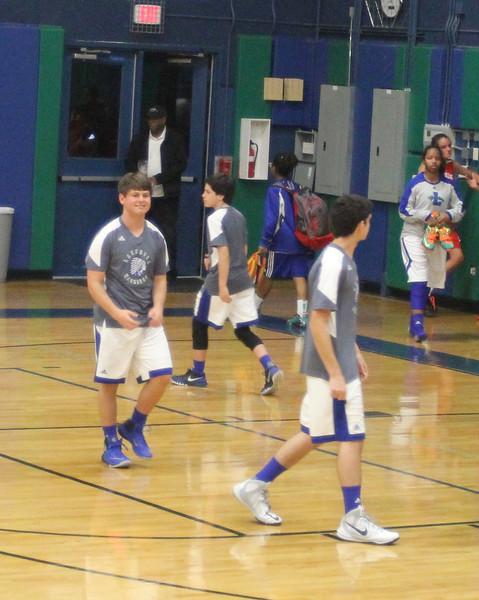 12.7 Varsity Boys Basketball vs Cambridge