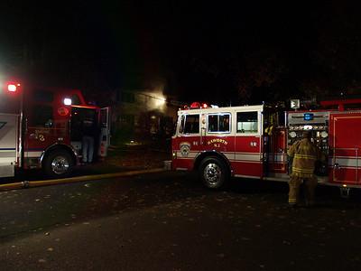 11-16-09 Haworth, NJ - 2nd Alarm