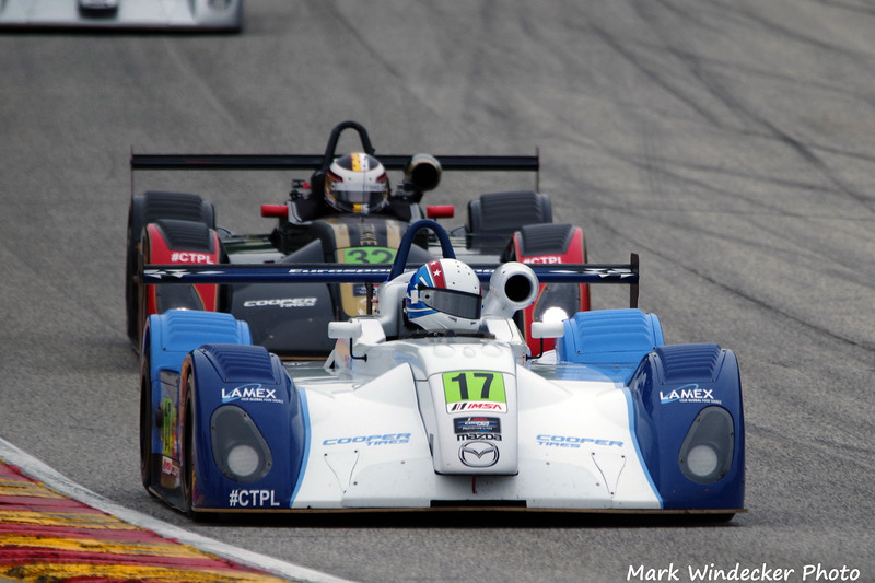 23rd Anthony Downs Eurosport Racing