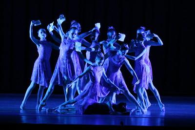 34 The Letter Elite Ballet