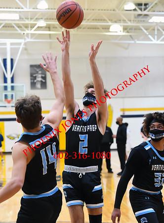 2-6-2021 - Bourgade Catholic v Veritas Prep - Boys Basketball