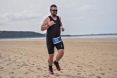 Harlech Triathlon - Men Run Leg