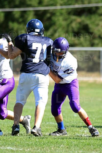 Freshman - Rolling Meadows vs Conant 09-08-12