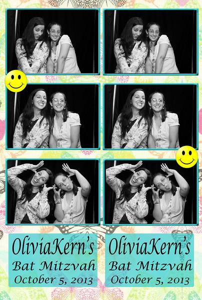 Olivia Bar Mitzvah