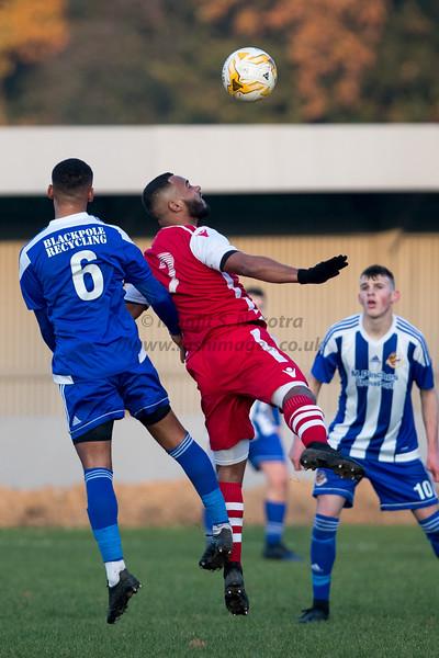 Highgate Utd FC vs Worcester City FC 17th Nov 2018