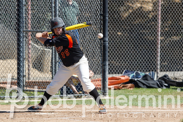 Oxy Baseball vs Drew 3-10-14