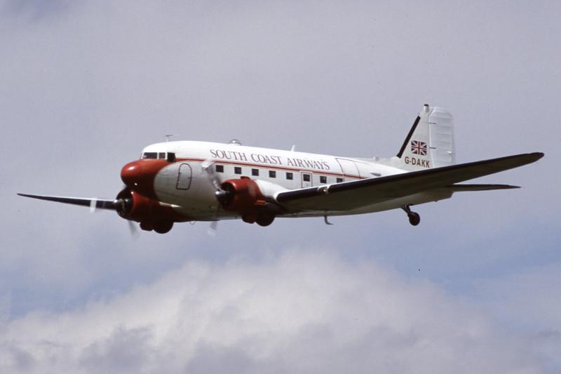 G-DAKK-DouglasC-47A-35-DL-SouthCoastAirways-EGKB-2000-06-03-HV-41-KBVPCollection.jpg