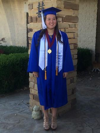Amina EHS Graduation 2015
