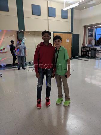 7th Grade Dance 1.30.2020