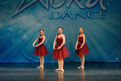 Trio - Ballet - Blooming Rose Garden