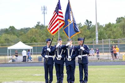 Battlefield Band, Color Guard & JROTC