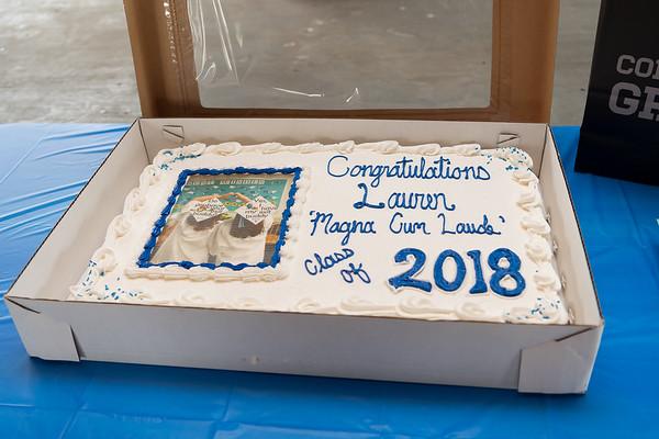 Lauren's Graduation Party