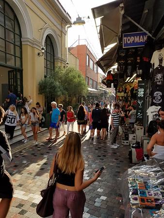 Athens Flea Market, Athens, Greece