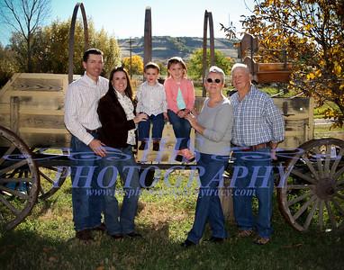 Hunter/Moon Family Portraits